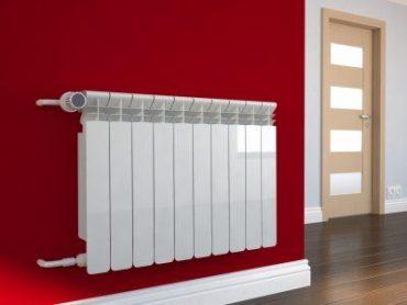 radiador de gas