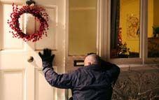 No descuides la seguridad de tu hogar durante las vacaciones navideñas