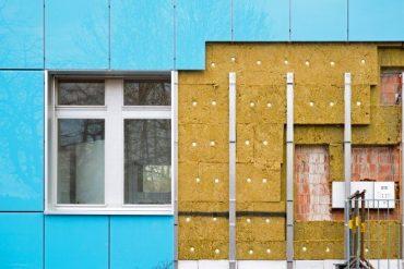 Aislamiento térmico fachada