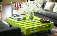 Hacer muebles con palets una alternativa ecológica