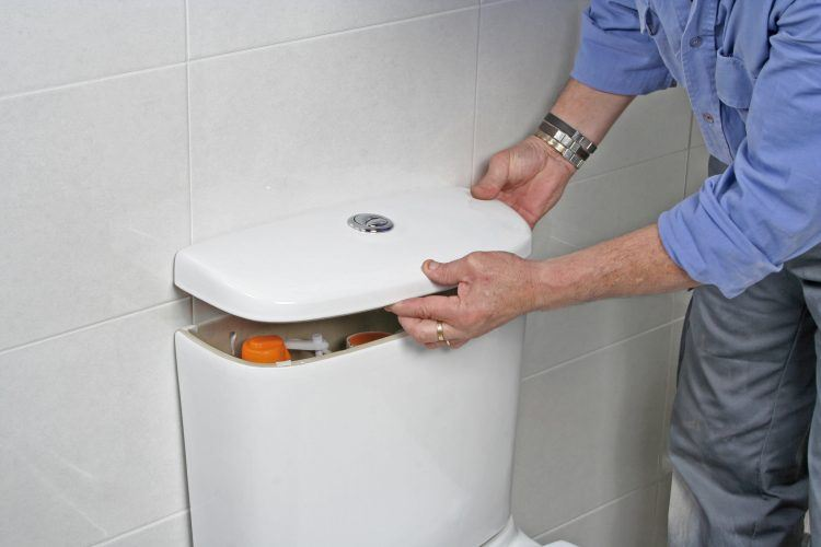 Arreglar cisterna