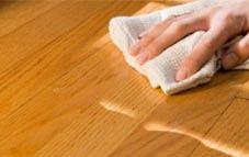 Cuidar la madera con productos ecológicos