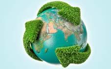 Reciclar la basura es cuidar la naturaleza