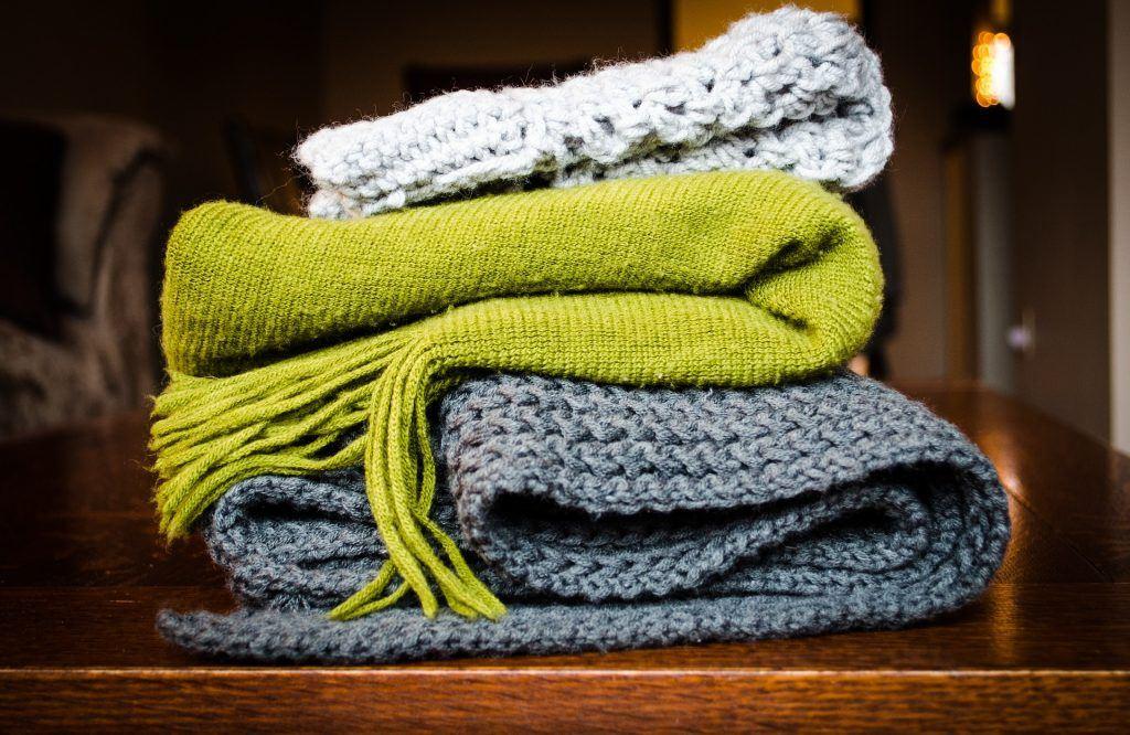 mantas para el hogar