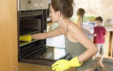 Limpiar el horno a fondo