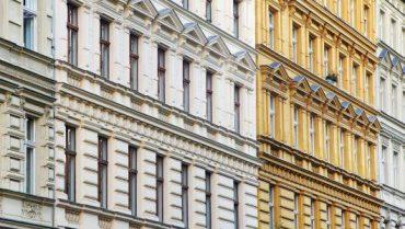Mantenimiento fachada edificios