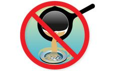 Debes reciclar el aceite doméstico usado