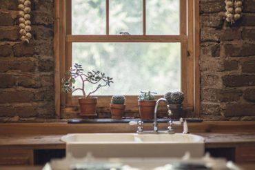 eliminar la grasa de las ventanas