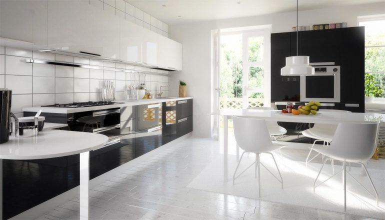 cómo eliminar manchas y limpiar el techo de la cocina