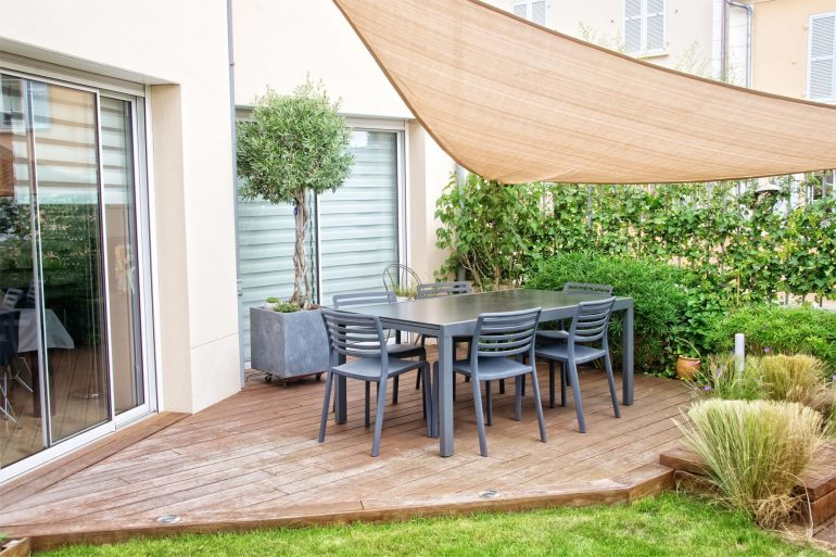 muebles de exterior para jardín