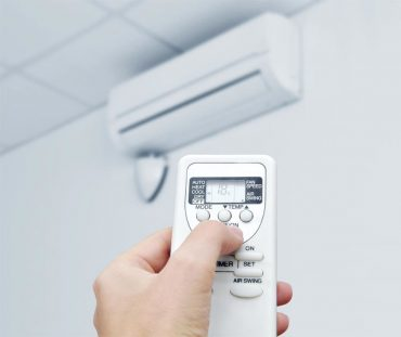 instala un aire acondicionado
