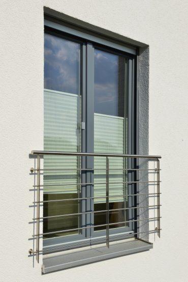 repisas de las ventanas impecables