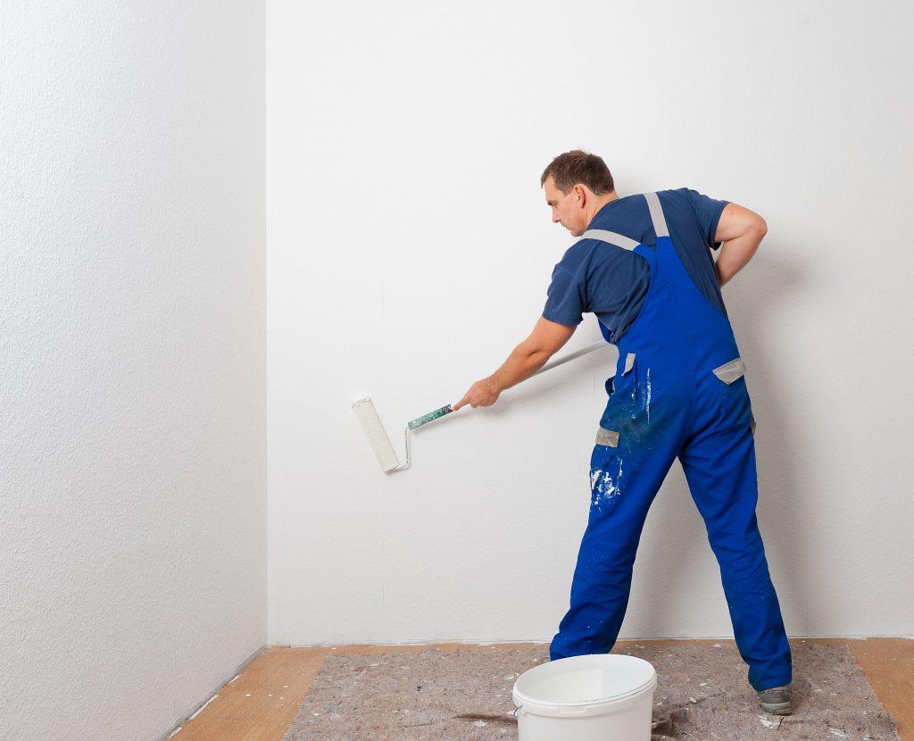 Presupuesto pintar una casa