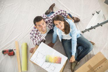 Elegir color para pintar techo