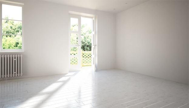 Lacar puertas en blanco para ganar en amplitud for Lacar puertas en blanco