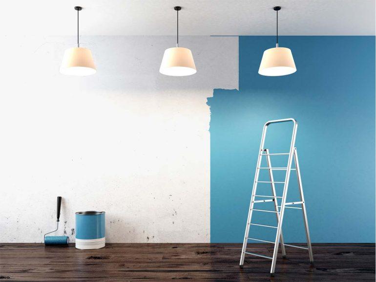 Tipos De Pintura Para Paredes Interiores Homeppy