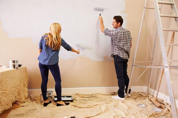 cuanto cobra un pintor por metro cuadrado