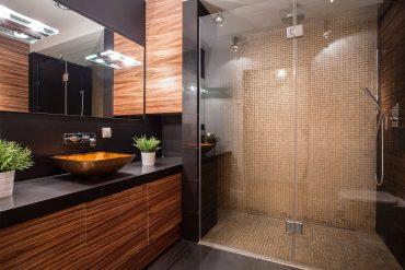Limpiar mampara de la ducha