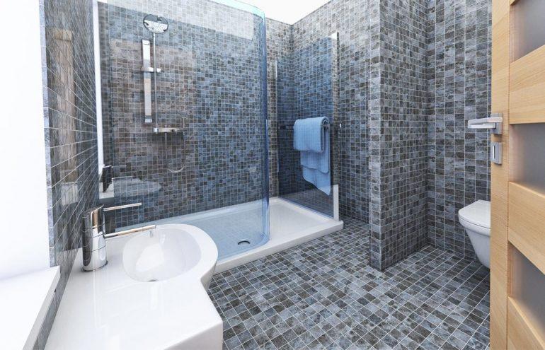 Tipos de mampara de baño