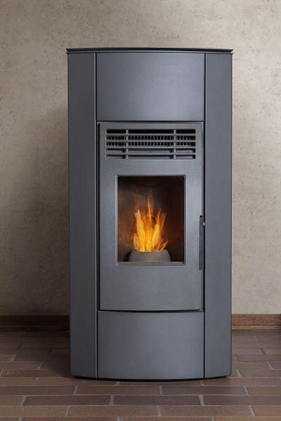 estufas de pellets o biomasa