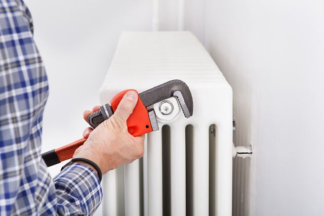 Revisión del radiador