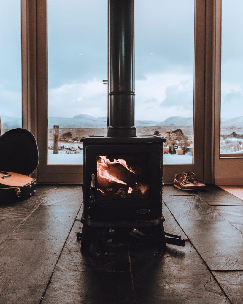 Preparar la casa para el frío