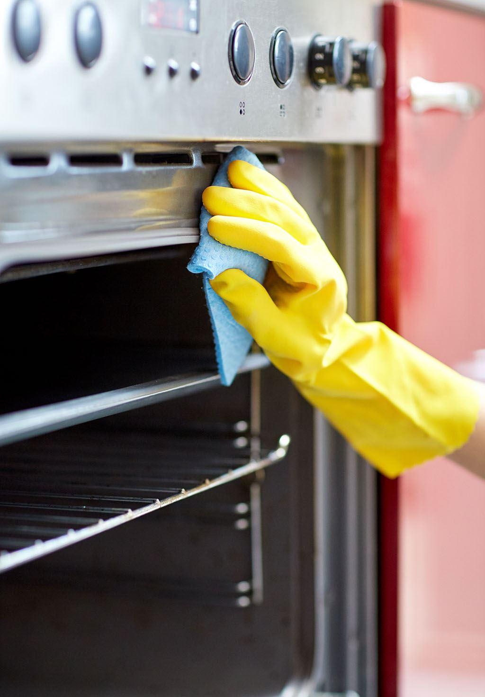 Limpieza de hornos
