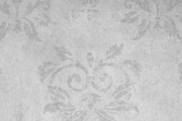 Vinilo con textura y dibujo