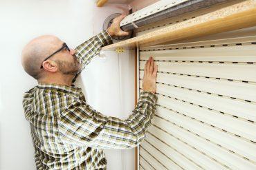Reparar persiana
