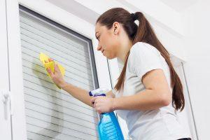 Trucos para un hogar limpio de alergias