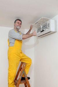 instalar aire acondicionado 2x1