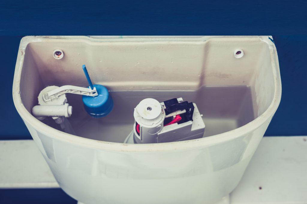 Reparar cisterna