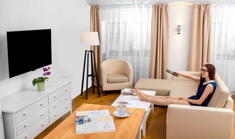 Decorar apartamento de soltero de forma original homeppy for Diseno de apartamento de soltero
