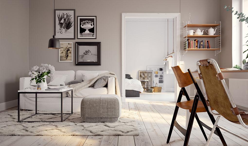 Pequeños cambios en el hogar