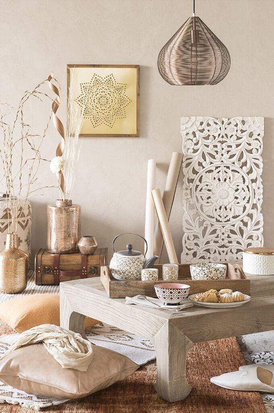 decoración oriental