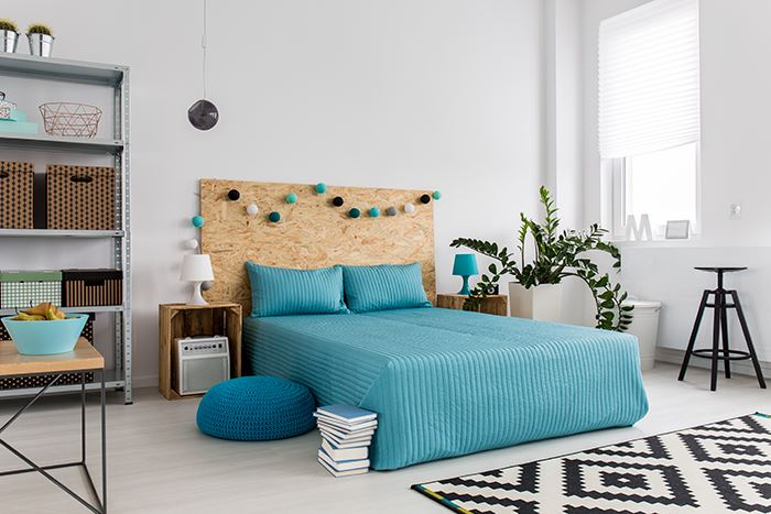 colori per camere da letto moderne