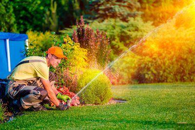mantenimiento de jardín