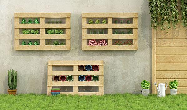 Como Decorar Un Jardin Pequeno Para Ganar Espacio Homeppy