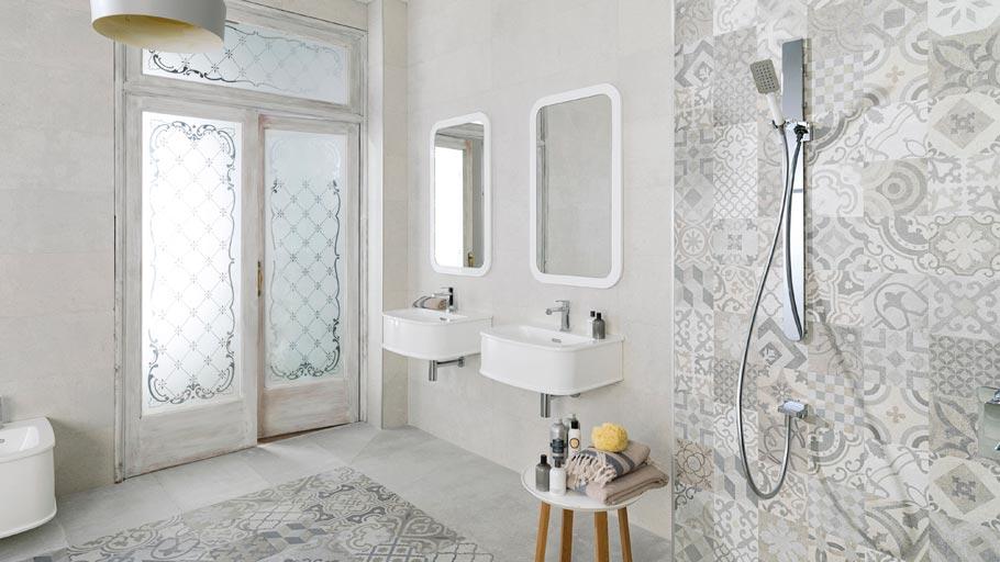 Cambiar suelo de baño barato