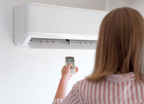 aparatos de aire acondicionado