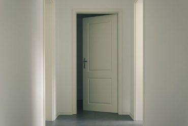 jamba de la puerta