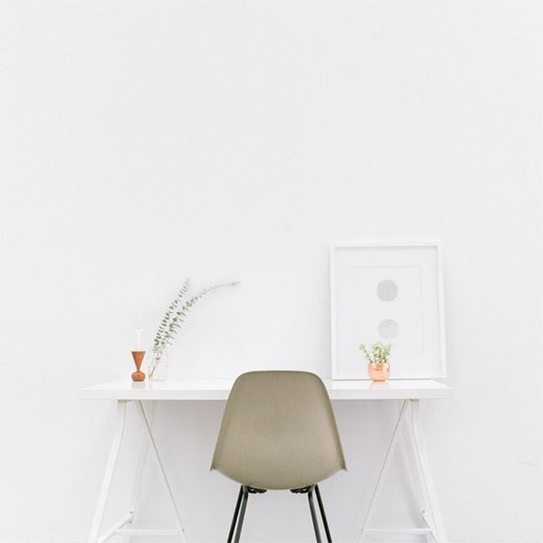 escritorio juvenil