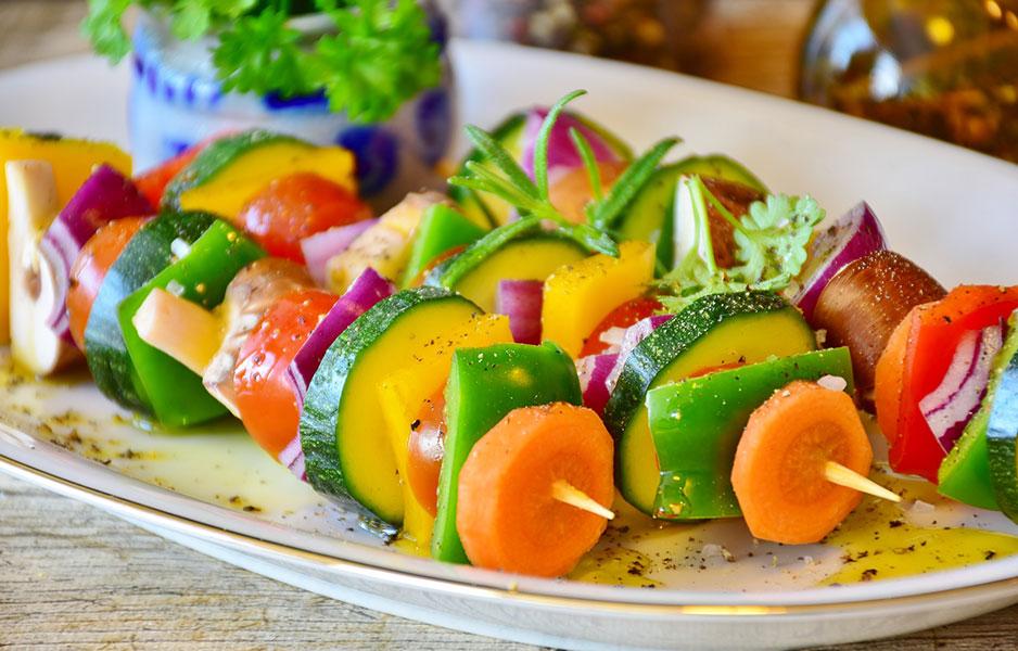 Dieta contra el calor